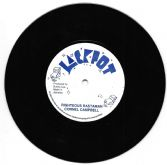 Cornel Campbell - Righteous Rastaman / King Tubbys - Dub (Jackpot) 7""